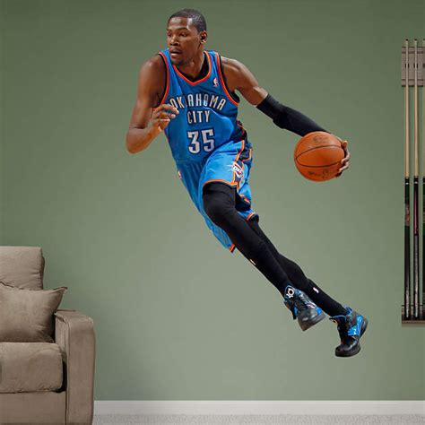 Fathead Gift Card - life size kevin durant no 35 wall decal shop fathead 174 for oklahoma city thunder