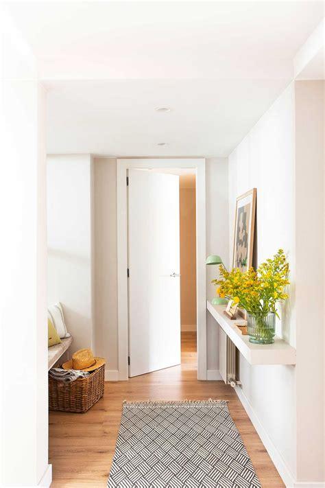 recibidores pasillos buenas decoracion decorar entrada - Fotos De Recibidores De Pisos