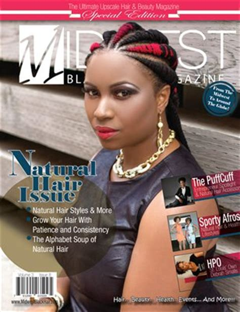 Black Hairstyles Magazines 2014 by Black Hair Magazine B Hairstyle 2013