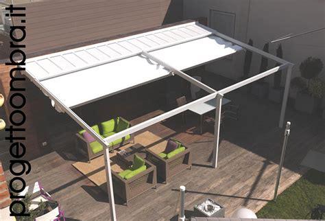tende da sole fotovoltaiche pergola palladia