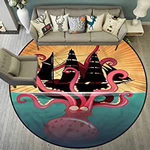 indooroutdoor  rugskrakencoral sea monster folk