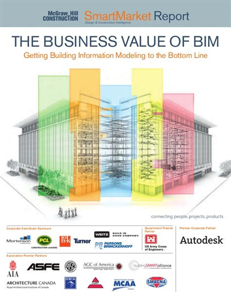 building lean building bim improving construction the tidhar way books mcgraw hill the business value of bim