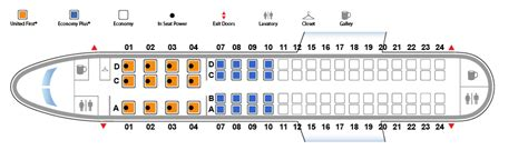 embraer erj 175 seat map embraer emb 175 united airlines