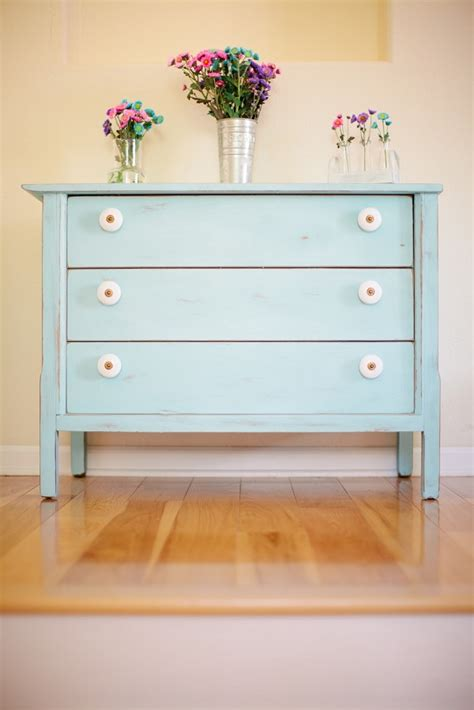 Chic Dressers by Powder Blue Shabby Chic Dresser Decoist