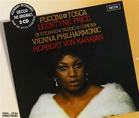 Cd Hed Kandi From Barcelona With 2cd Imported release tosca by giacomo puccini leontyne price di stefano taddei corena wiener