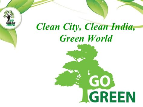 Mission Clean India Essay by Clean City Clean India And Green World