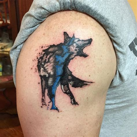 k9 tattoo 49 best tattoos images on cop