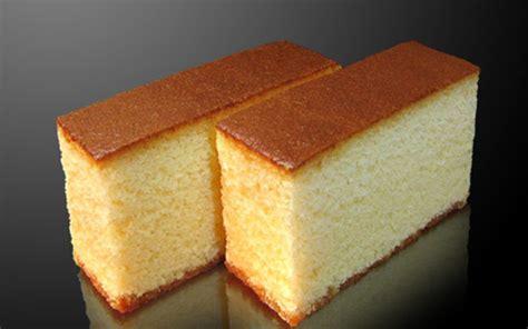 kasutera  cake introduced  japan   portuguese