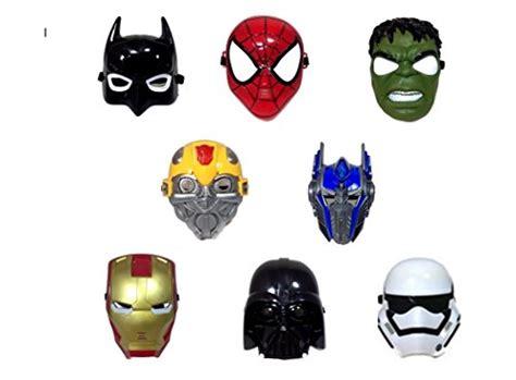 Marveila Baby Eye Mask Berkualitas marvel the costume led light eye mask epic toys