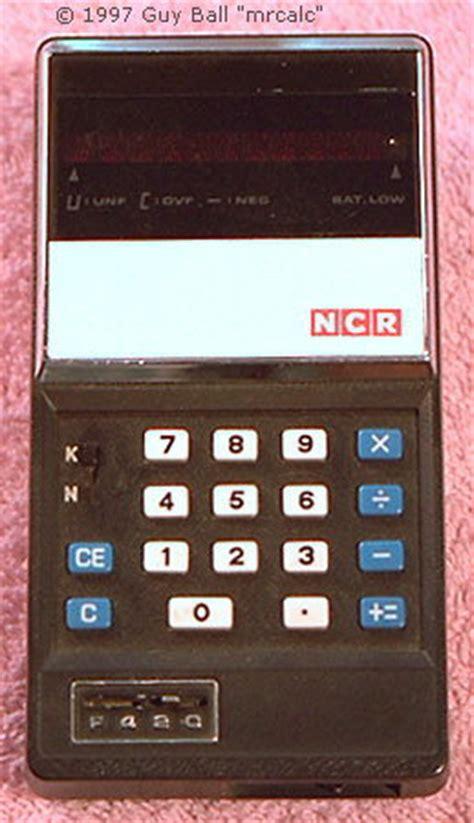 calculator ncr calculator photo library n