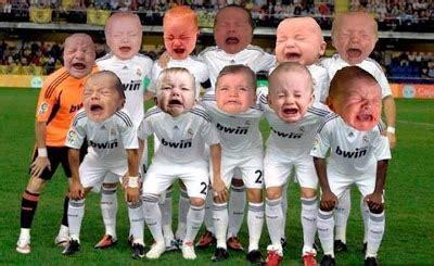 imagenes del barca llorando risas mas risas foto oficial del real madrid 2011 12