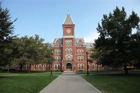 Ohio State Mba Acceptance Rate by Ohio State Gpa Sat Scores Act Scores For Admission
