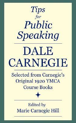 carnegie s a novel books tips for speaking selected from carnegie s