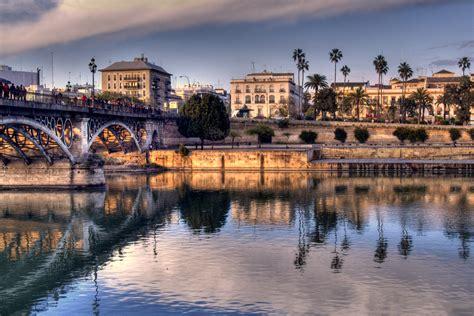 imagenes historicas españa 32 puente de triana sevilla flickr photo sharing
