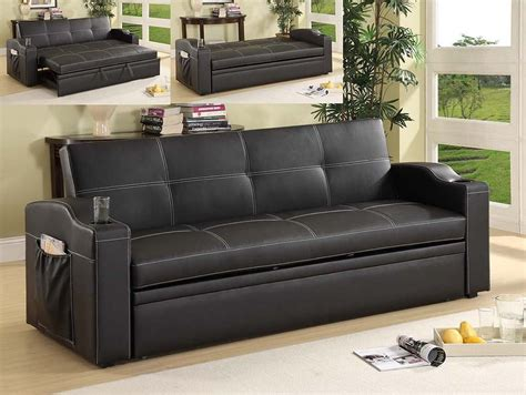 couch fencing leather futon couch roof fence futons leather futon