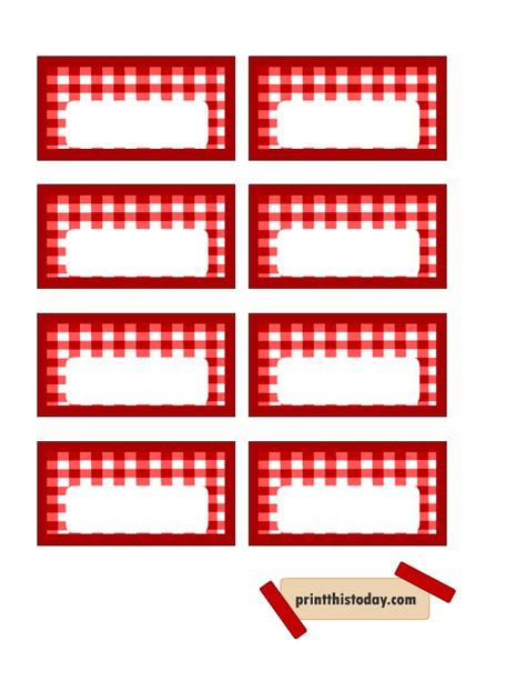 printable jam gift tags 14 free printable jar and canning labels tags