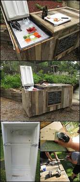 Backyard Cing Ideas 32 Best Diy Outdoor Bar Ideas And Designs For 2017
