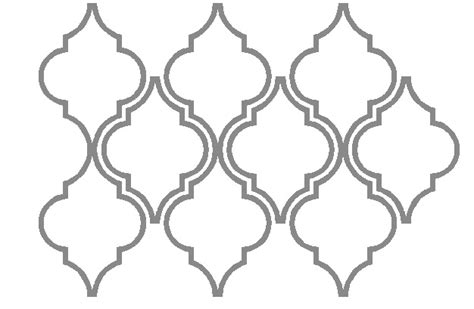 moroccan marrakech pattern