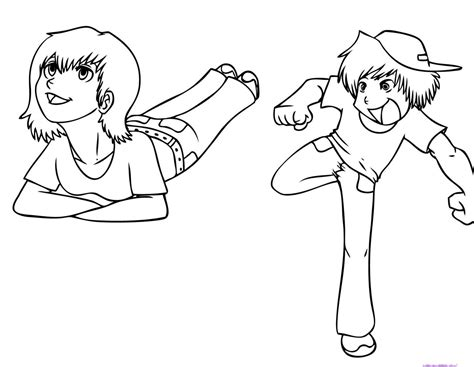 step 2 kids how to draw people step by step for kids