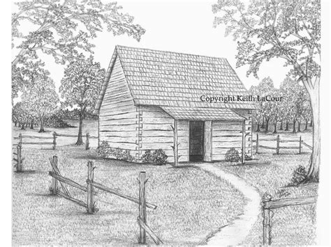 log cabin drawings rustic log cabins old log cabin pencil drawings drawings