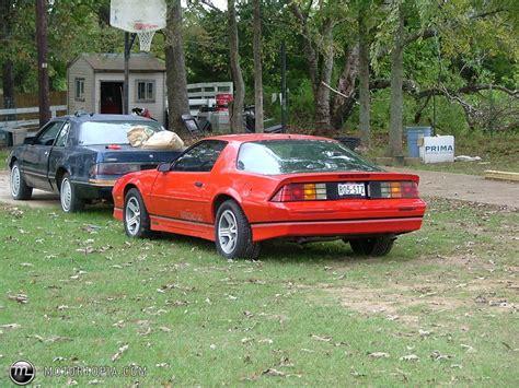 1988 camaro iroc z specs 1988 chevrolet camaro iroc z id 515