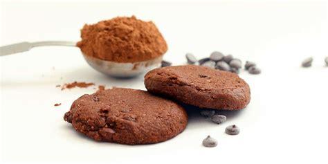 Choco Cookies Real Choco choco chip cocoa cookies gluten free vegan refined sugar free nutritionicity