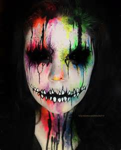 25 best ideas about scary 25 best ideas about awesome makeup on