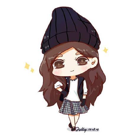 Kpop Chibi Drawing by Taeyeon Mixxo Chibi Taeyeon Chibi
