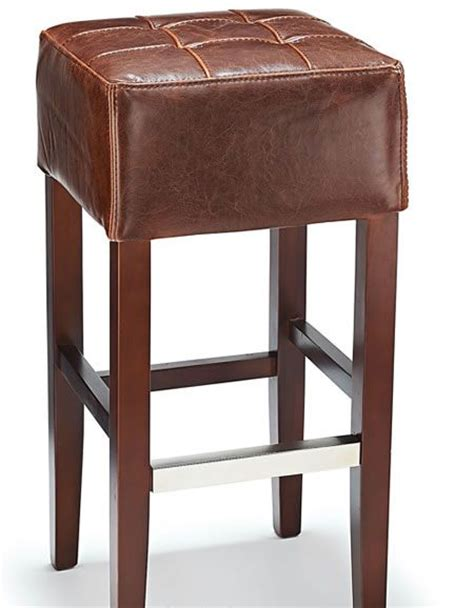 Brown Leather Breakfast Bar Stools by 1000 Images About Kitchen Breakfast Bar Stools On