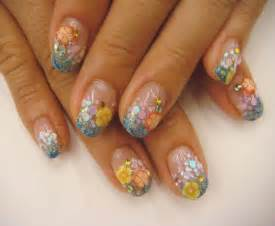 15 trendy gel nail designs for spring pictures to pin on