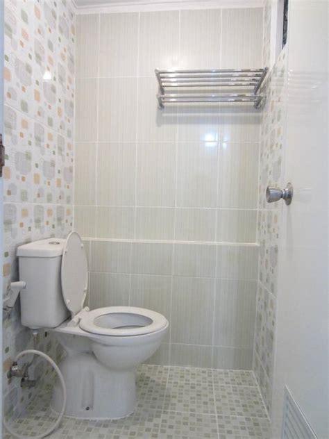 kamar mandi ukuran mungil minimalis  keren