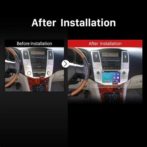buy car manuals 2004 lexus rx navigation system pure quad core android 4 4 4 in dash dvd gps system for 2004 2010 lexus rx 330 with bluetooth hd