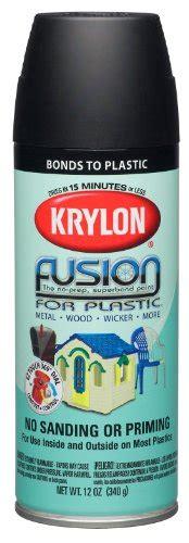 home depot paint for plastic krylon k02519000 fusion for plastic aerosol spray paint