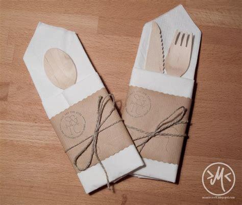 bestecktaschen falten 25 trendideen zum thema servietten falten bestecktasche