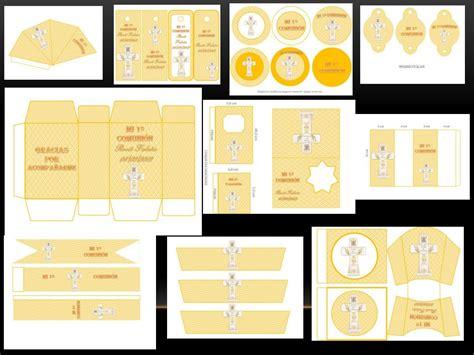 kit imprimible y modificable 100 mi 1 comunion doble reg kit imprimible comuni 243 n gratis imagui