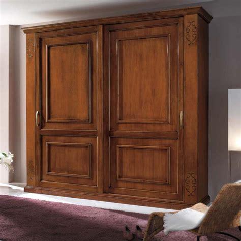 armadio ante scorrevoli legno armadio 2 ante scorrevoli legno