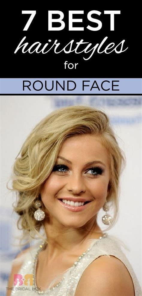 The Bridal Hairstyle For Round Face Beauties: 7 Hairdos
