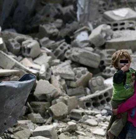imagenes niños sirios uno de cada tres ni 241 os sirios naci 243 en zona de guerra