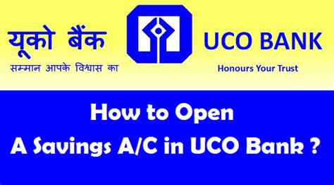 how to open a bank account in a foreign country how to open a savings account in uco bank