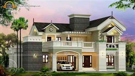 how to design a new house house designs of august 2014 youtube
