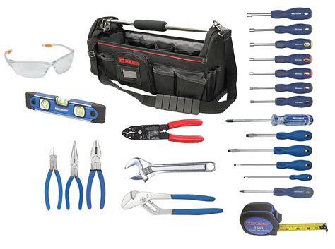 Granger Tools by Westward General Tool Kit No Of Pcs 23 7dx52