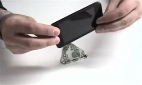 Origami Iphone Stand - diy 100 origami iphone stand neatorama
