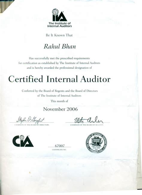 Can I Be An Auditor With An Mba In Accounting by Cia Degree