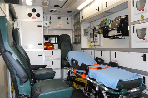 What Does The Of The Interior Do by Inside D84 Nutgroves Ambulance Emergency