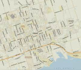 oshawa map ontario listings canada