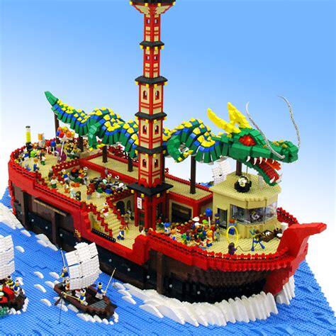 dragon boat lego lego dragon festival has come let s lego sachiko s work