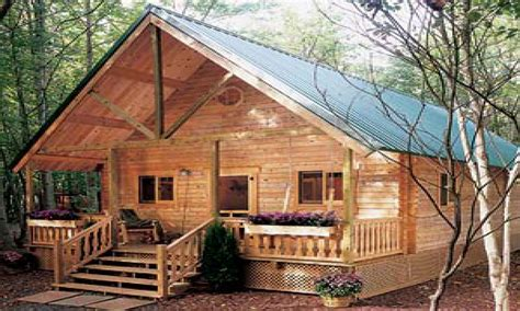 how to build a small cottage small hunting cabins you build build your own cabin kits