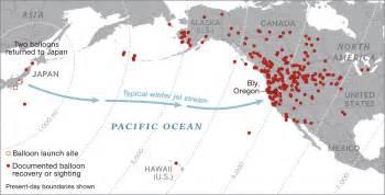 us maps go raids japan s secret wwii weapon balloon bombs
