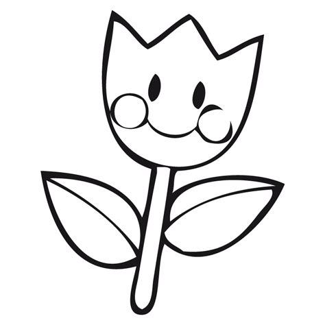 imagenes virtuales para colorear flores en dibujos para colorear e imprimir para chicos y
