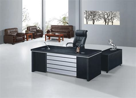 Modern L Shaped Desk by Office Table Design For The Fantastic Office Room Seeur